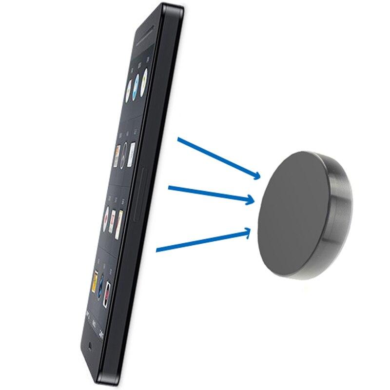 Us 129 35 Offmagnetische Handyhalter Magnet Auto Halter Stark Für Iphone X Für Tablet Kühlschrank Aufkleber Halter In Handy Halter Ständer Aus