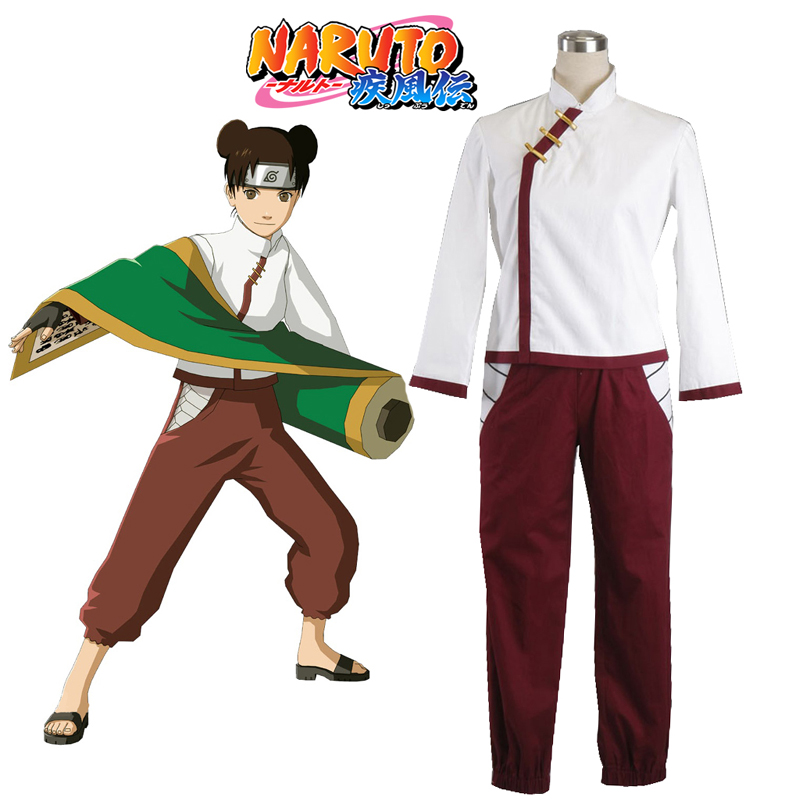 Hero Catcher NARUTO Cosplay Costume The Last Tenten Cosplay Costume Tenten Costume