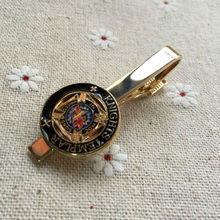 100pcs masonry masonic clasp breatpin for mason Delux Knight Templar Clips freemasonry stickpin tie bar clip hoc signo vinces