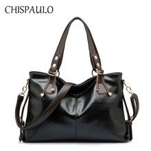 Chispaulo femmes sacs marque 2017 marque de luxe femmes véritable sacs à main en cuir de vache bandoulière sac à main designer de haute qualité x12