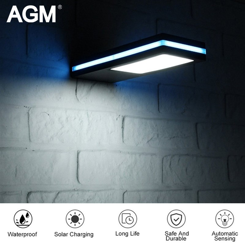 Waterproof PIR Motion Sensor Solar Powered 144 LED Solar Light Outdoor LED Garden Street Light Emergency Wall Lamp Linghting #3