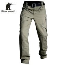 """צבא ארה""""ב עירוני טקטי מכנסיים צבאי בגדי גברים של מטען מזדמנים מכנסיים SWAT Combat מכנסיים גבר מכנסיים עם רב כיס"""