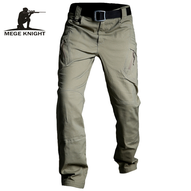 US Army Urban Tactical Pants Military Clothing Mens Casual Cargo Pants SWAT Combat  Pants Man Trousers With Multi Pocket