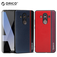 Genuine Leather Cover For HUAWEI MATE 10 Pro Case Car Magnetic Adsorption Shockproof Multicolor Cover MATE