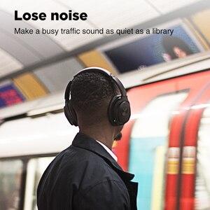 Image 4 - Cowin Se7 Anc Bluetooth Headset Actieve Ruisonderdrukkende Hoofdtelefoon Draadloze Headset Met Microfoon Aptx Headset 30db