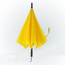 Quality Green Red Yellow Umbrella Rain Women Parapluie Femme Men Windproof Paraguas Aluminium Fiberglass Strong Frame Chuva Zont