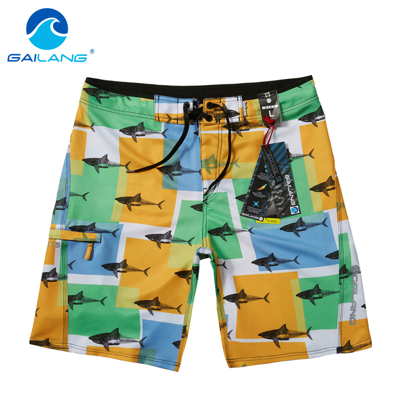 Sugar Skull Mens Beach Shorts Swim Trunks Stripe Quick Dry Casual Polyester Swim Shorts