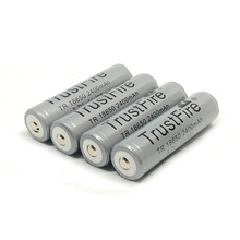 TrustFire Protected TR 18650 3.7V 2400mAh Lithium-ion Battery Rechargeable Batteries with PCB For Camera Torch Flashlight цена и фото