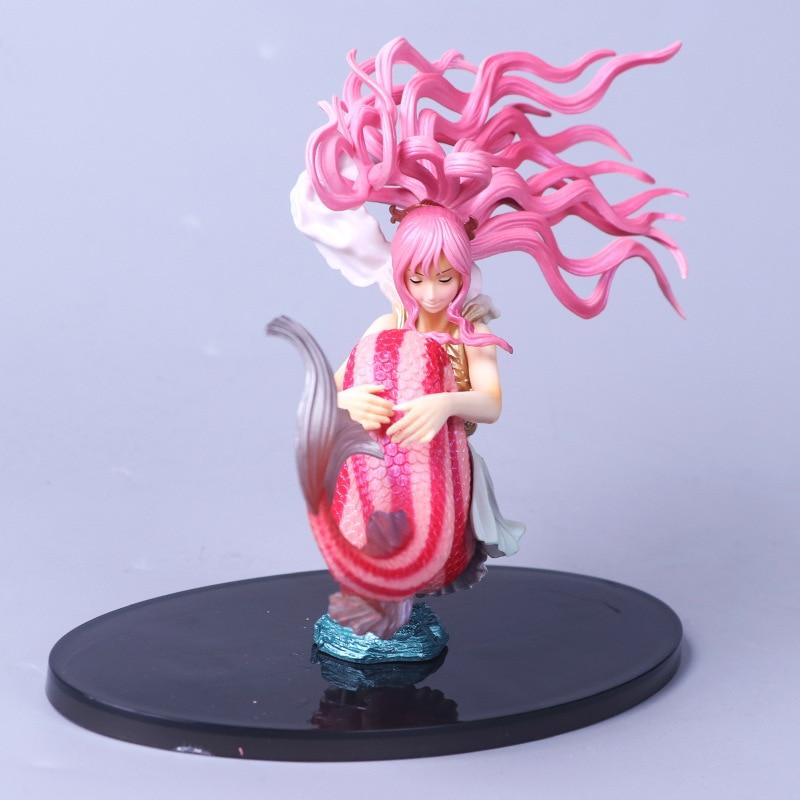 Anime One Piece  Princess Shirahoshi Figure Collectible Model Toy 16cm