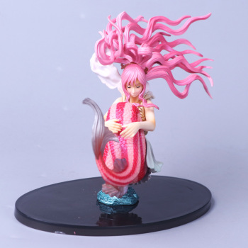 Anime One Piece  Princess Shirahoshi Figure Collectible Model Toy 16cm