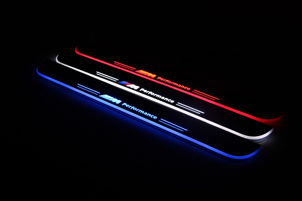 Eosuns Nerf Bars Amp Running Boards Led Moving Door Scuff