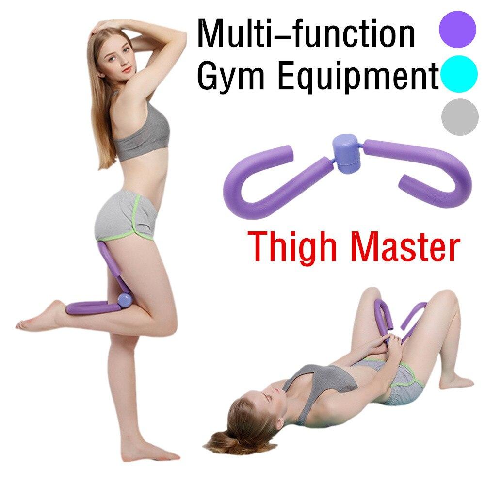 Multi-función duradero muslo pierna maestro armas pecho Muscle Fitness entrenamiento ejercicio gimnasio espuma ligera metal