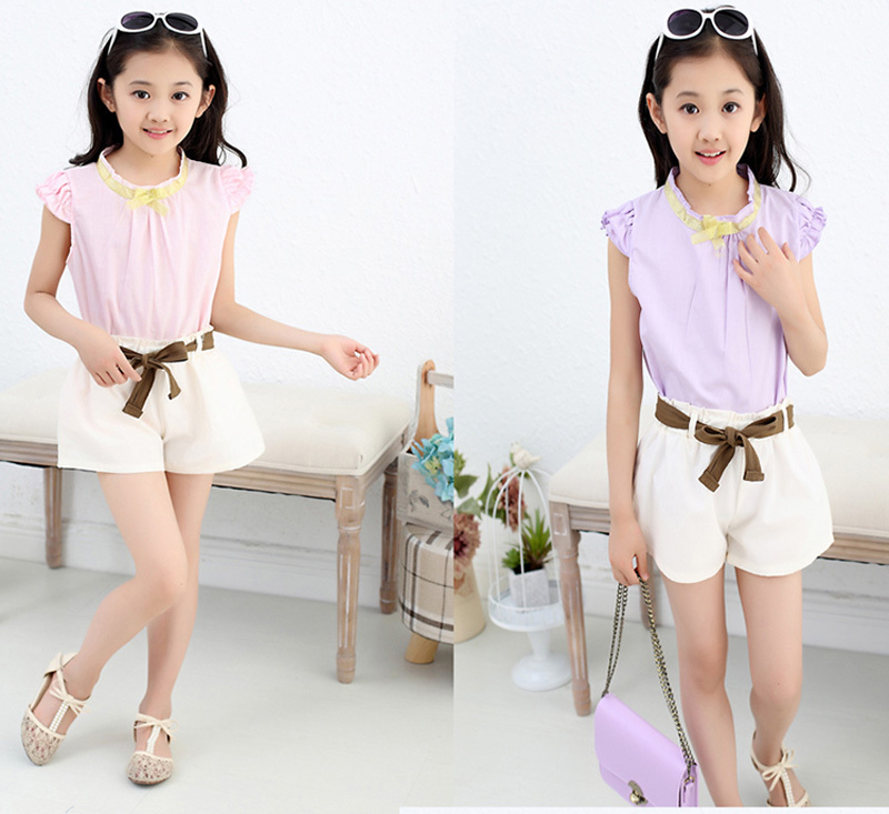 cute shorts for little girls
