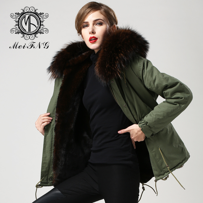 Fur Parka Jacket Women - Best Jacket 2017