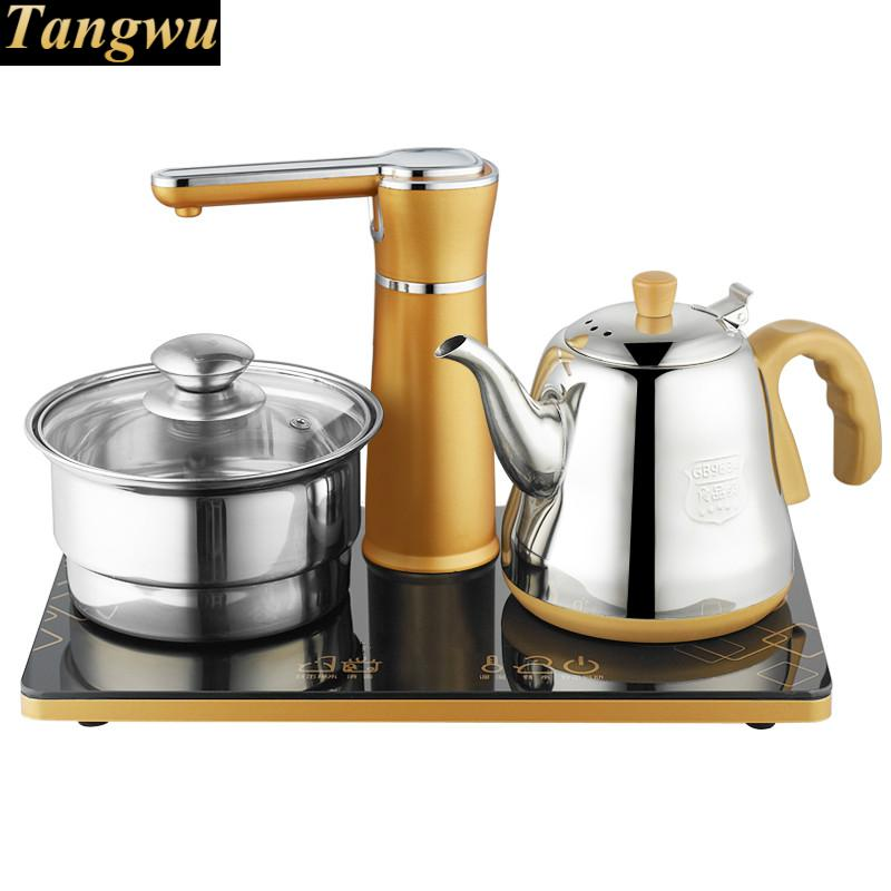 Automatic water electric kettle boiler boiling tea heater платье sweewe sweewe sw007ewrql56
