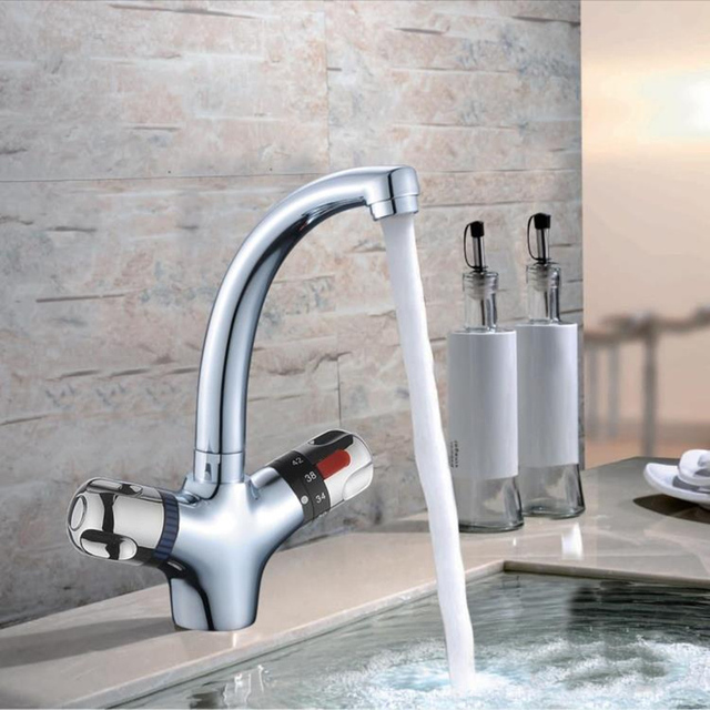 Factory direct sales of high grade thermostatic basin faucet ,The ...