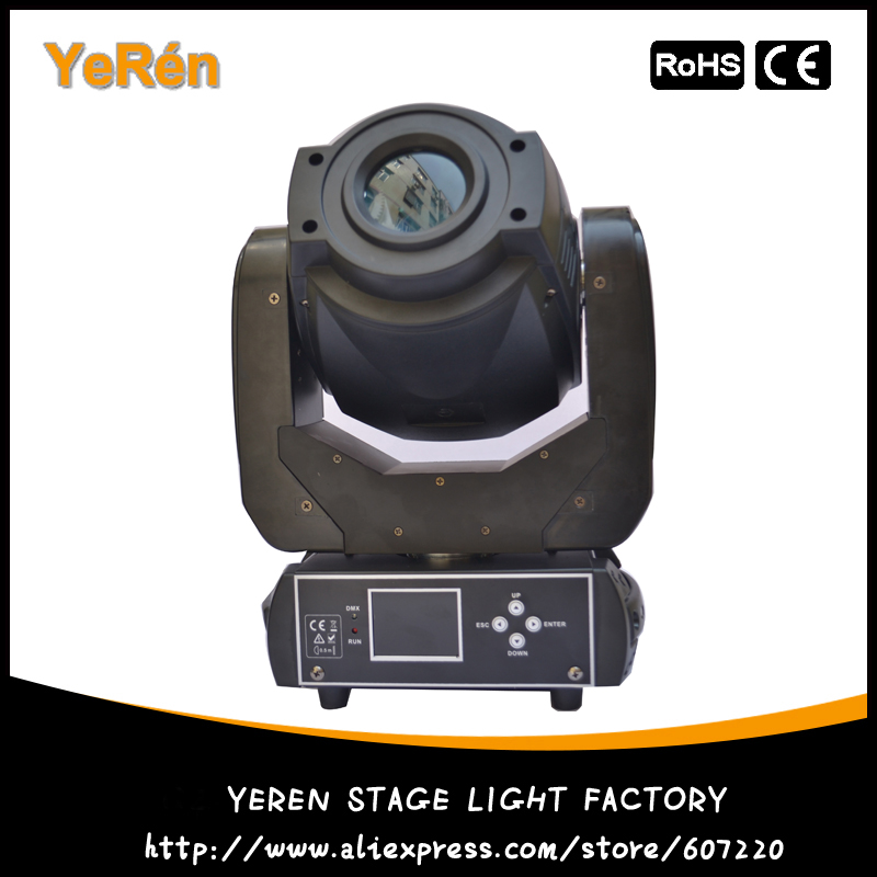 90W Led Spot Moving Head Light 6/15CH DMX High Power Led Stage Lights Moving Head Spot DJ Light 2xlot led moving head spot lights 330w led lamp high power professional led moving head light lcd display 5 35 motorized focus