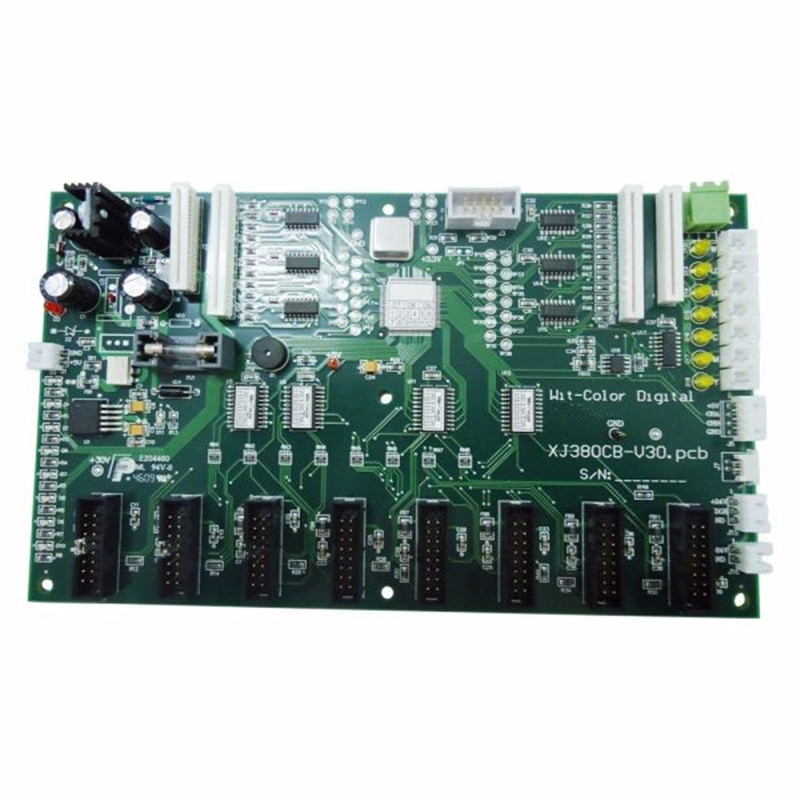 WIT-COLOR Ultra 2000 Printer Carriage Control Board