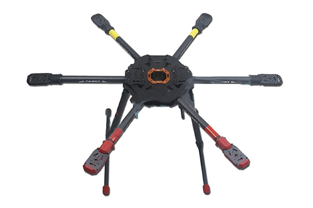 F11289 Tarot TL810S01 810 Sport 6 axle Hexacopter Frame Kit with Electric Retractable Landing Skid for RC Drone FPV DIY +FS f11289 tarot tl810s01 810 sport 6 axle hexacopter frame kit with electric retractable landing skid for rc drone fpv diy