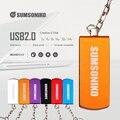 SUMSONIKO High speed rotating USB Flash Drive Pen Drive Gift Memory Stick 16GB 8GB 4GB U Disk 2.0