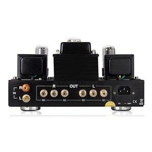 Image 2 - Nobsound Handmade HiFi 6P1 rura próżniowa zintegrowany wzmacniacz Stereo Single ended wzmacniacz słuchawkowy klasy A czarny