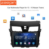 ZEEPIN 10Y HD Touch Screen Car Multimedia Player For 13 15 Nissan Teana 10 Bluetooth GPS