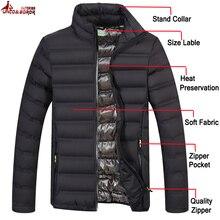 Жутко и boror весна-осень легкий хлопок Мягкий куртка пальто зимняя куртка мужская Военная пиджаки ветрозащитная куртка-бомбер Куртки размер М-4XL