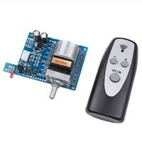 NEW K GuSS M 50 Assembeld HiFi Remote Volume Control Adjust Board For Audio Amplifier Preamp