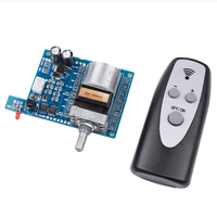 NEW K GuSS M 50 Assembeld HiFi Remote Volume Control Adjust Board For Audio Amplifier Preamp