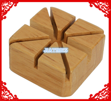 Free Shipping 1pc Wooden Watch Bracelet Holder for Band Link Remover