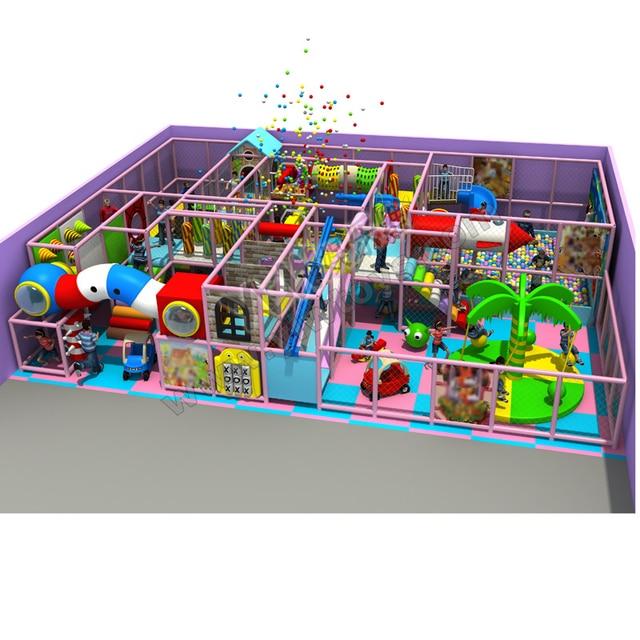 gigante de juegos para parques de atracciones equipo del patio interior los nios laberinto
