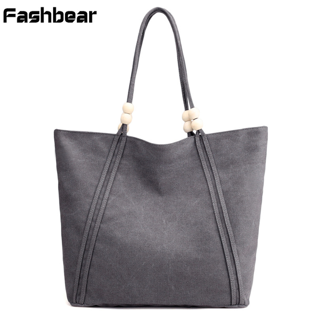 High Quality Luxury Handbags Women Tote Bags Designer Big Canvas Shoulder Bags Ladies Hand Bags Female Shopping Bag