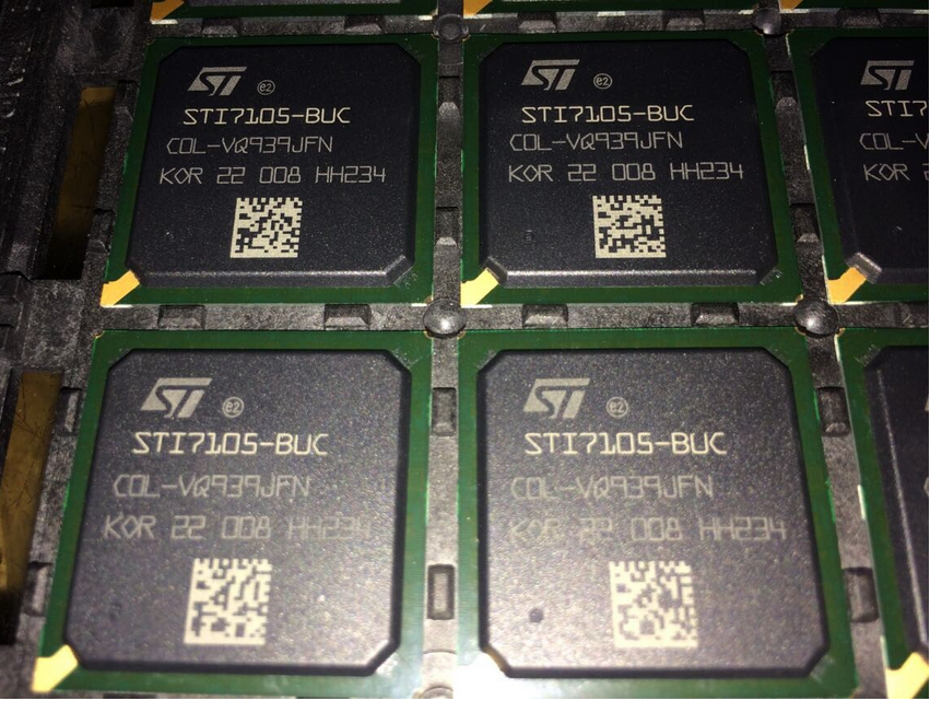 STI7105 BUC STI7105BUC