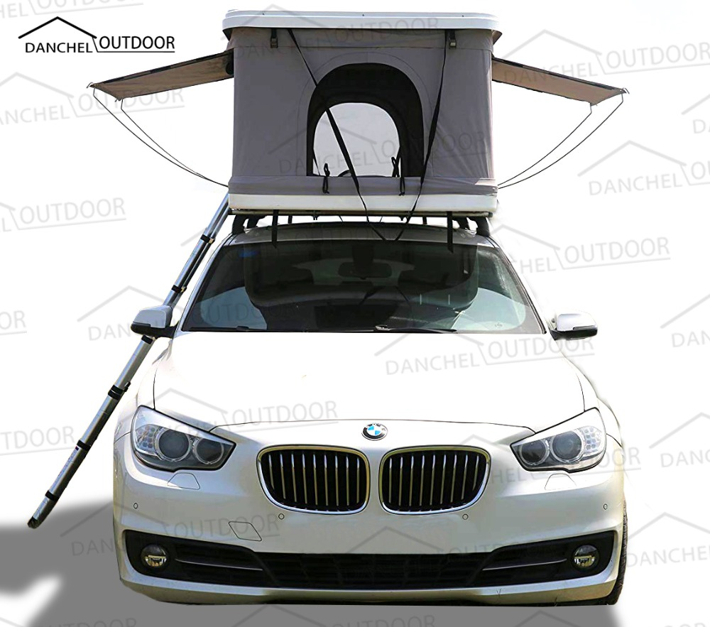 DANCHEL OUTDOOR Hard shell car roof top tent 4WD rooftop tents foldable room  sc 1 st  AliExpress & DANCHEL OUTDOOR Hard shell car roof top tent 4WD rooftop tents ...