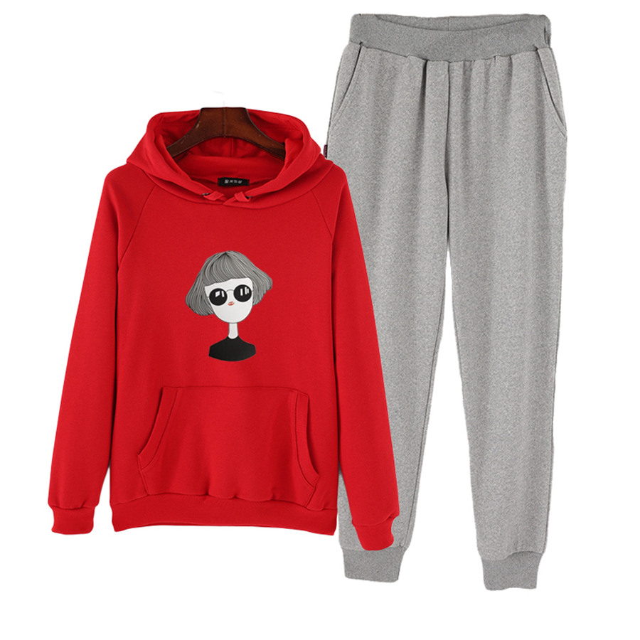 Baby Girls Outfits Fashion Baby Girl Clothes Teenage Cartoon Long Sleeve T-shirts + Pants girls Clothing set winter Suits FG-31