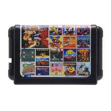 Cartão De Jogo para SEGA de 16 Bits Do Jogo 18 em 1/13 em 1/11 em 1/8 em 1/1 para YuYu Hakusho especial cartão de jogo para Sega Mega Drive