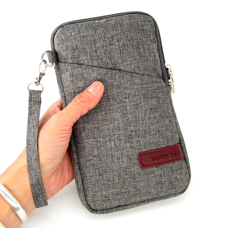Laptop Sleeve Bag for One netbook Onemix 2S  7 Inch Mini Laptop UMPC Windows 10 System Notebook Bag Liner Protective Cover box clutch purse