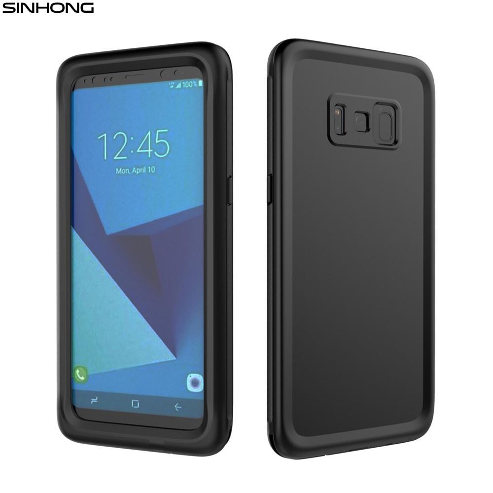 imágenes para IP68 10 m Funda Impermeable Para Samsung Galaxy S8 S8 Más cubierta de Agua Sucia 360 Full Body Protector A Prueba de Polvo A Prueba de Golpes Funda