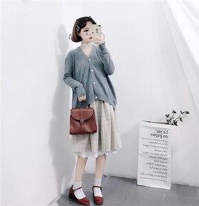 Image 4 - 2020 Japanese Soft Girl kawaii Skirts Women Summer Lolita High Waist Vintage Skirt Cute Plaid Lace A Line Tutu Midi Skirt