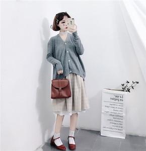 Image 4 - 2020 ญี่ปุ่นสาวKawaiiกระโปรงผู้หญิงฤดูร้อนLolitaสูงเอวกระโปรงลายสก๊อตลูกไม้สายTutu Midiกระโปรง