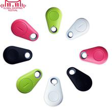 GSM Alarm System Hot Smart Tag Bluetooth Tracker Child Bag Wallet Key Finder GPS Locator Alarm 4 Colors Car-Detector
