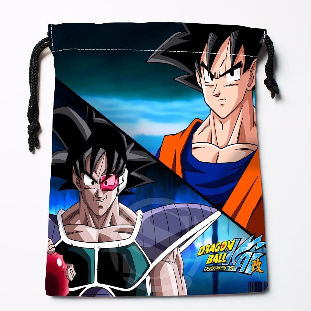 Fl-Q31 New Anime Dragon Ball Z #20 Custom Logo Printed  Receive Bag  Bag Compression Type Drawstring Bags Size 18X22cm 711-#F31