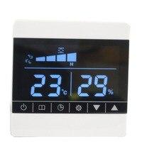 Три скорости вентилятора ручное управление свежего воздуха системы с фильтром сигнализации перепускной клапан переключатель