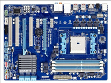 100% original Free shipping motherboard for Gigabyte GA-A55-DS3P DDR3 free shipping