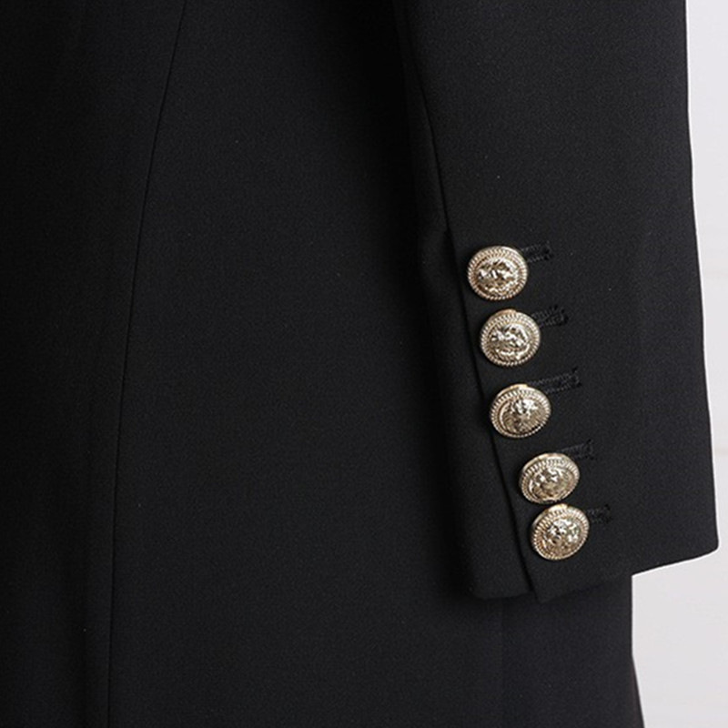 De Début Sertir Maxi Piste L'automne Femelle Femme Longues Manches Tête Nouvelle Designer Robes Qualité Boucle 2018 3xl Lion Taille Plus Haute qapaxIOwX