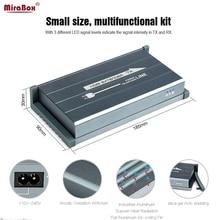 MiraBox Power Line HDMI Extender IR H 264 Full HD 1080P High Quality Image 300m Transmitter