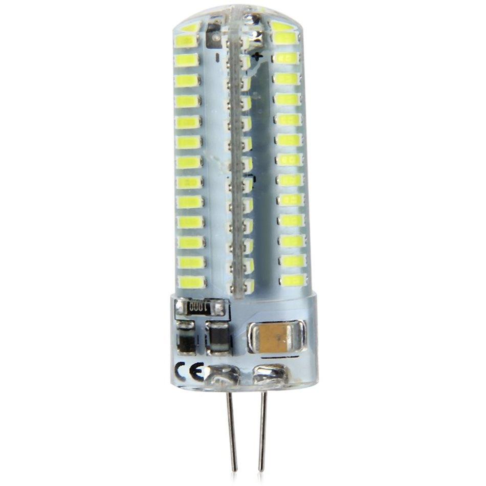 Geringer Stromverbrauch 9 Watt 10 Stücke G4 Led Lampe SMD3014 AC 220 V Lampe  Weißes Licht 360 Grad Winkel Scheinwerfer In Geringer Stromverbrauch 9 Watt  10 ...