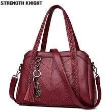 Top-handle Luxury Handbags Women Bags Designer PU Leather Fashion Shoulder Bag Ladies Casual Tote bag Sac A Main Femme все цены
