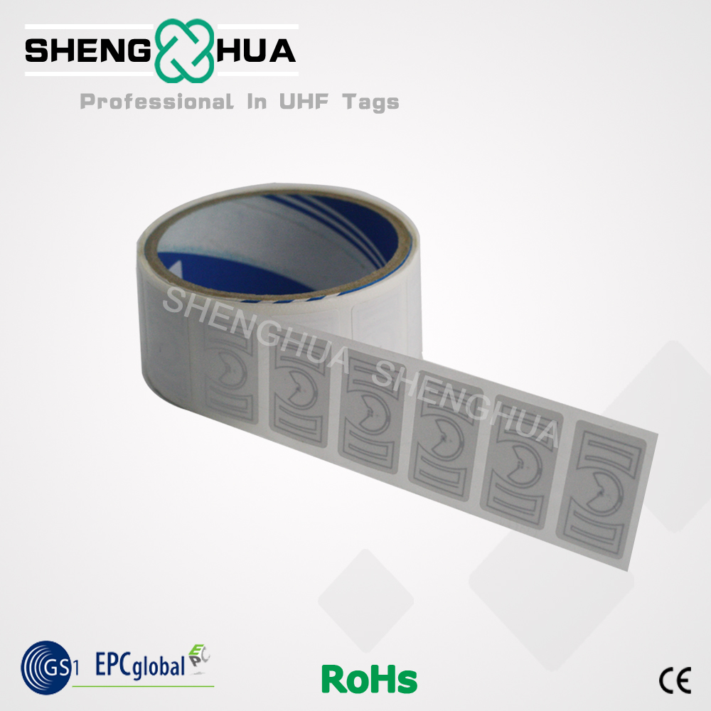 10pcs/lot Best Price Printable UHF RFID Tag With Alien Smart Chip ISO Standard For Logistics And Goods Management