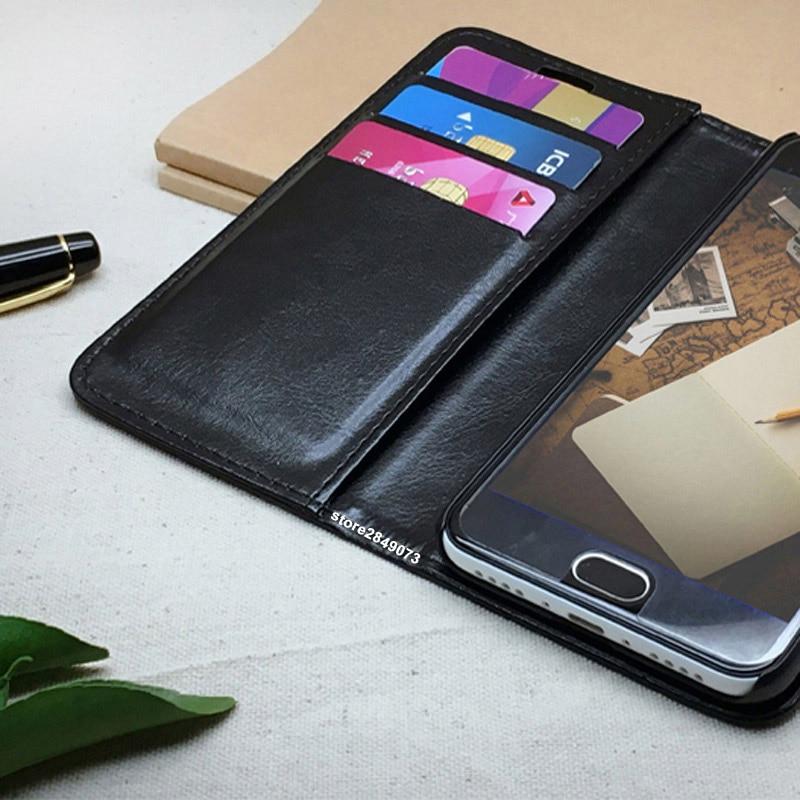 Xiaomi Redmi Note 5 Pro δερμάτινη θήκη Crazy horse - Ανταλλακτικά και αξεσουάρ κινητών τηλεφώνων - Φωτογραφία 3